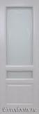 МАЛАХИТ-2 (стекло) - Белый ясень